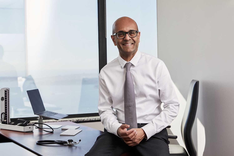 Dr Philip Mathen, Veritas Executive Health, Sydney
